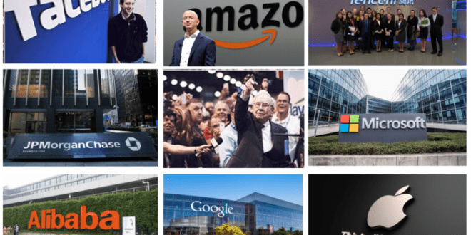 10 Most Valuable Companies in 2019