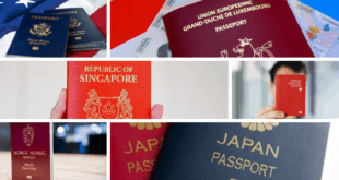 20 most powerful passports in 2020 and how to get them
