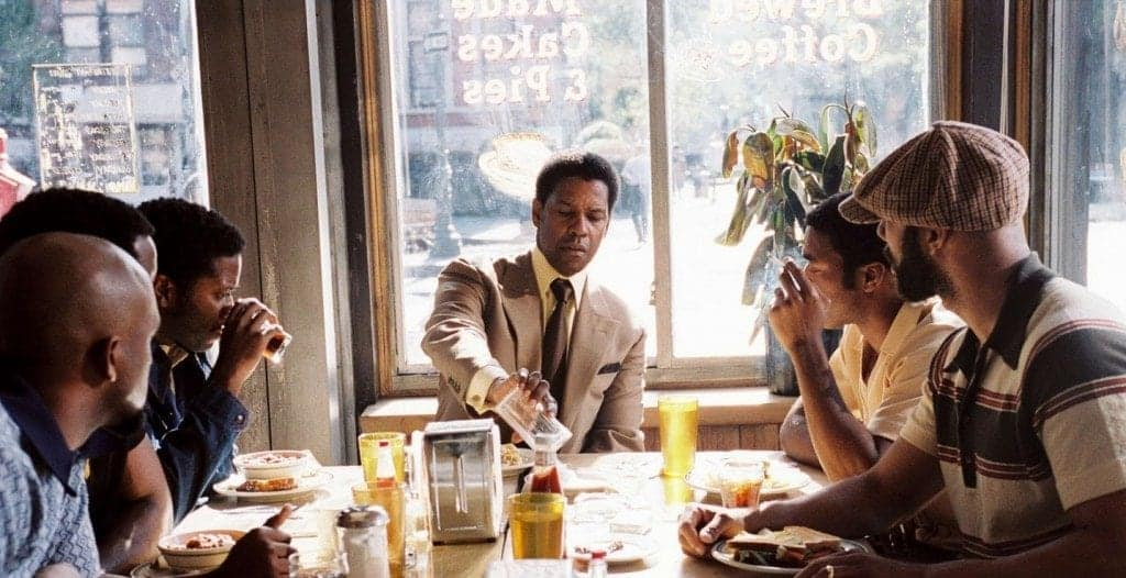 American Gangster - Denzel-Washington