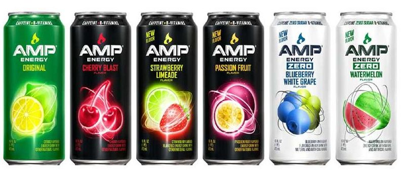 Amp-Energy Drink