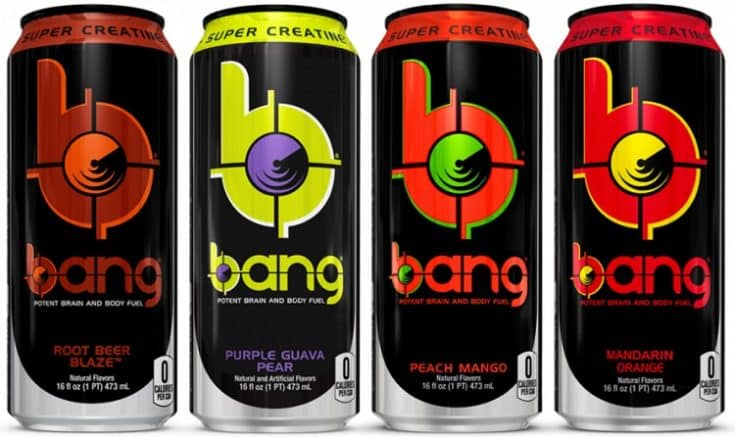 Bang-Energy - Best Energy drinks
