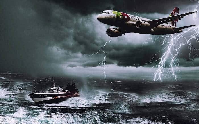 10 Unsolved Mysteries of The World - Bermuda Triangle