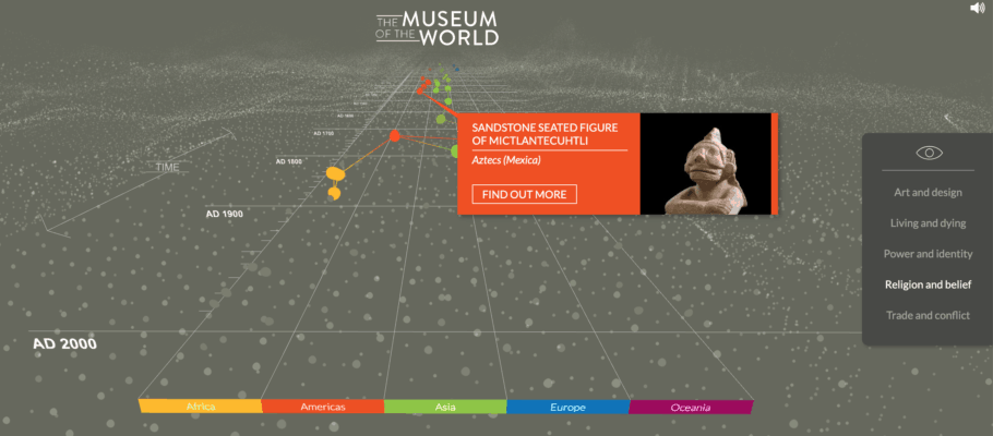 British Museum, London Virtual Tour