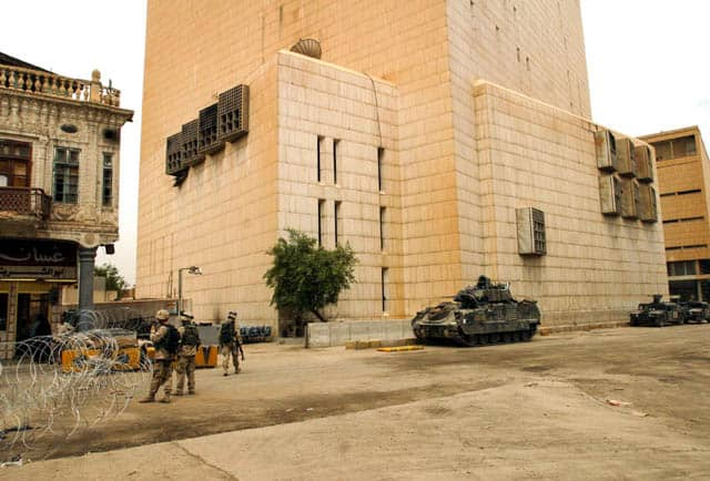 Dar es Salaam Investment Bank in Baghdad - Top 10 Most Famous Heists