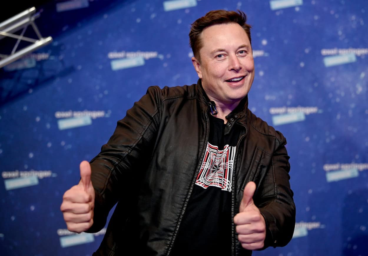 Elon Musk - Richest People in The World