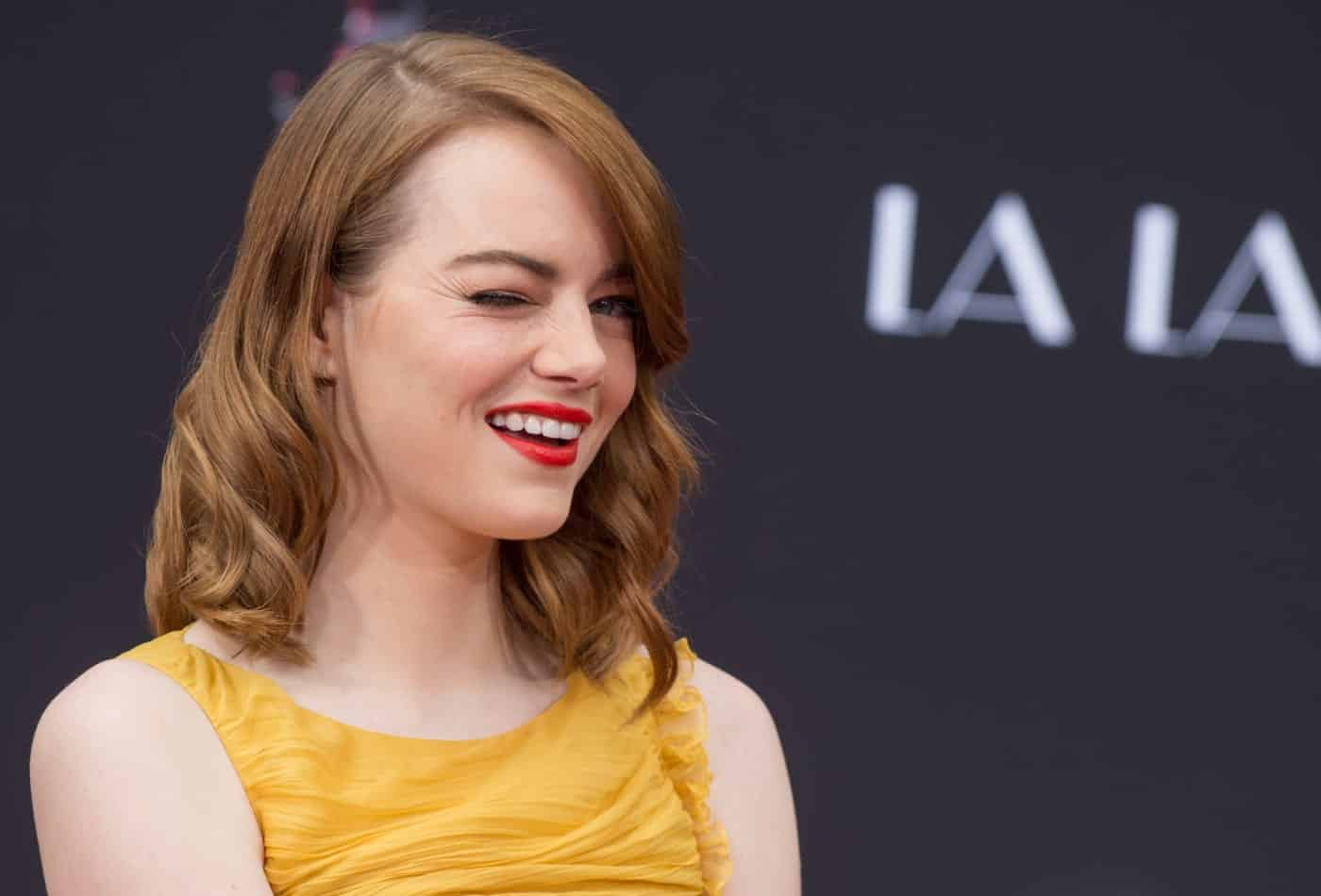 Emma Stone - Top 10 Most Popular Hollywood Actresses In 2020