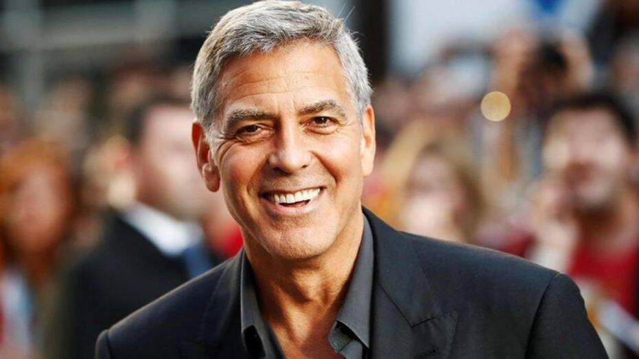 Top Sexiest Men - George Clooney