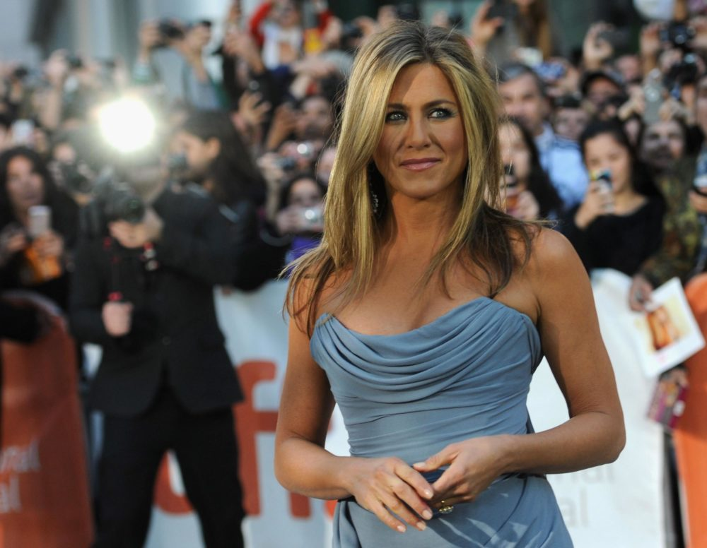Jennifer Aniston - Top 10 Most Popular Hollywood Actresses In 2020