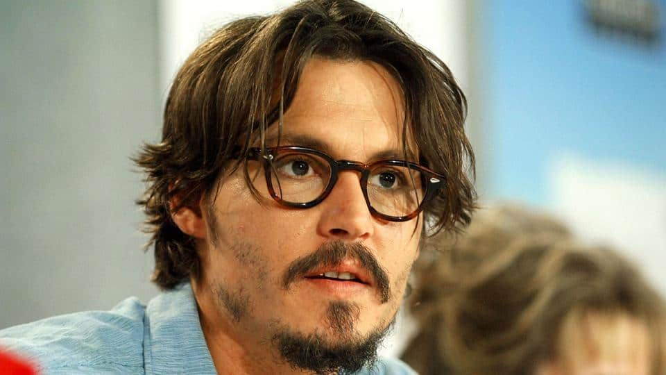 Top Sexiest Men - Johnny Depp