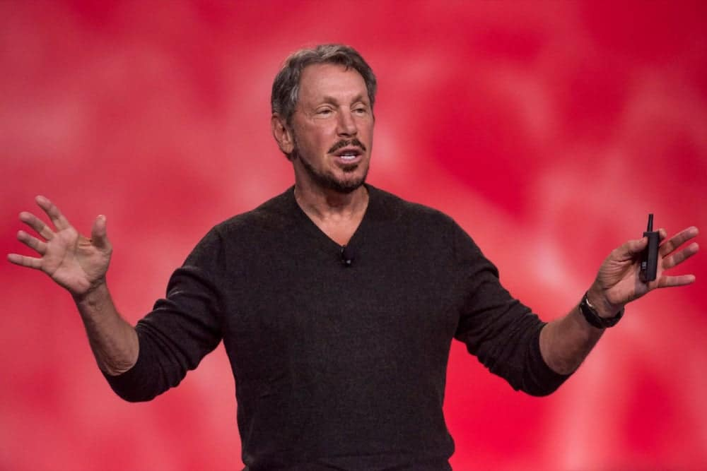 Larry Ellison - Top 10 Richest People in The World [2020]
