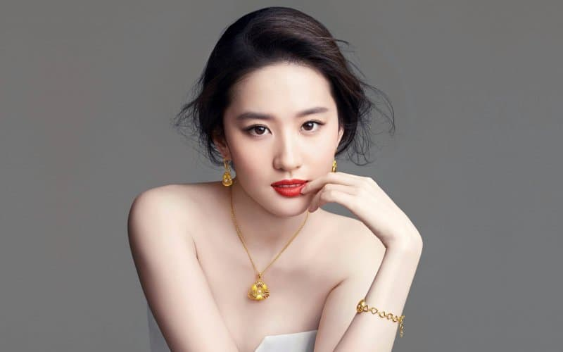 Liu Yifei - Top 10 Most Beautiful Chinese Women