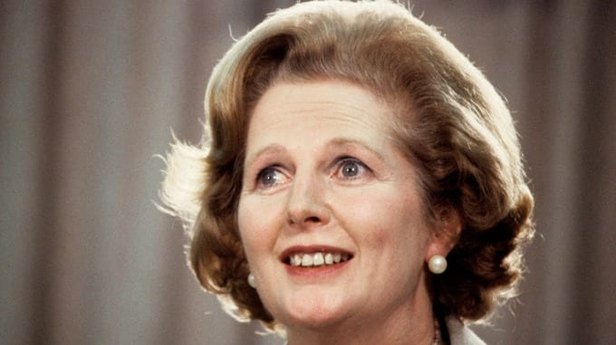 Margaret Thatcher - Top Famous People