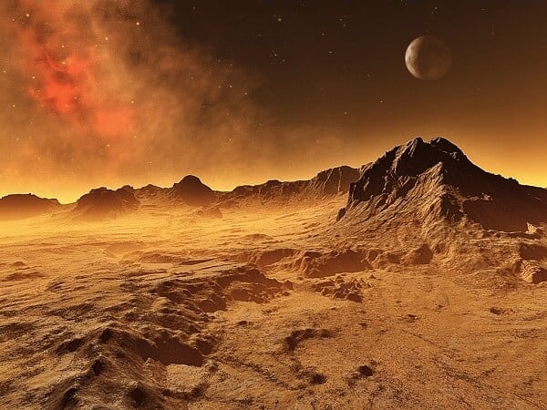 Mars - Tallest Mountain in Our Solar System