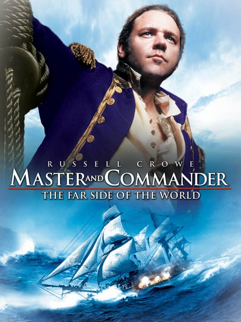 Master and Commander - The far side of the World Movie