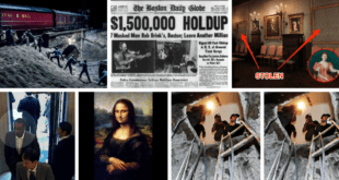 Most Famous Heists In History