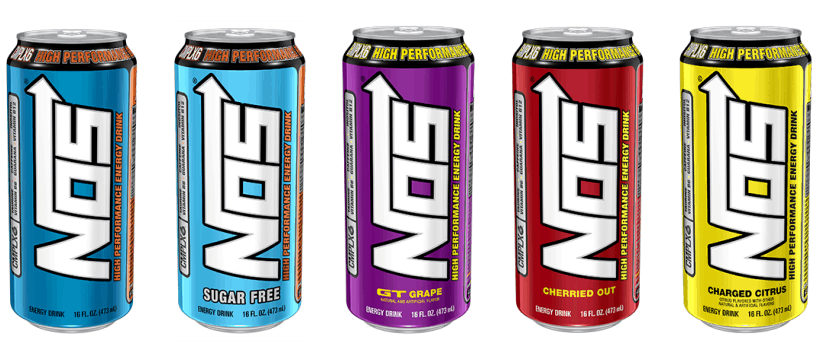 NOS High-Performance - Best Energy Drink