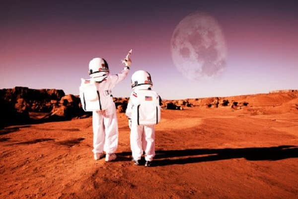 People Applied for aTrip to Mars