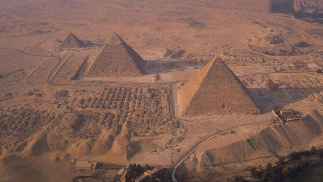10 Unsolved Mysteries of The World - The Pyramids of Egypt