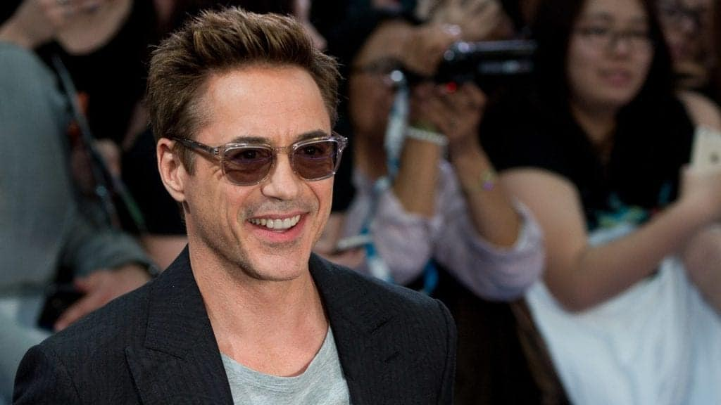 Top Sexiest Men - Robert Downey Jr