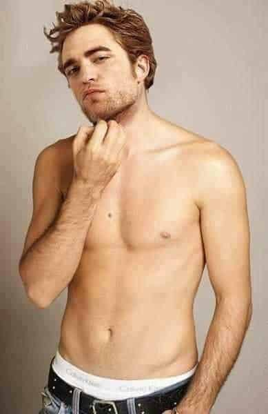 Top Sexy Men - Robert Pattinson