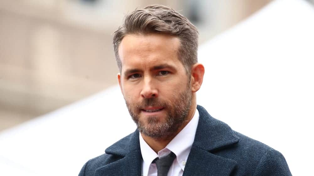 Top Sexiest Men - Ryan Reynolds