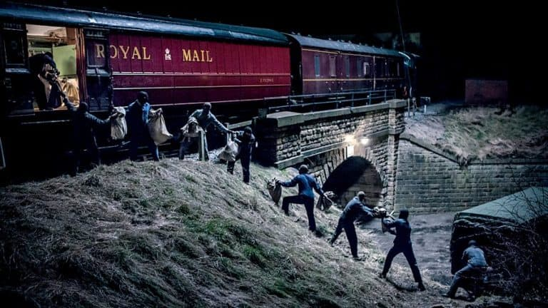 The Great Train Robbery, 1963