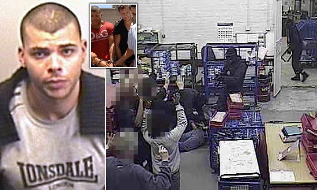 The Securitas Depot Robbery - Most Famous Heists In History