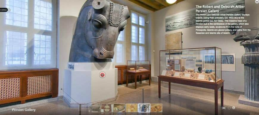 The University of Chicago's Oriental Institute Museum