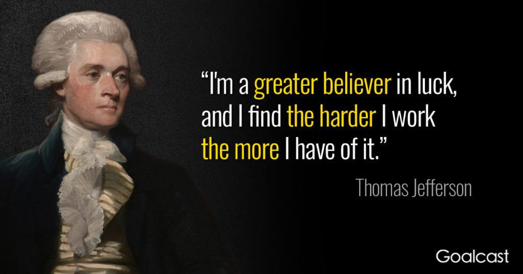 Thomas Jefferson - Quote