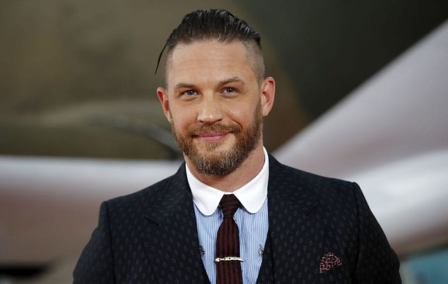 Top Sexiest Men - Tom Hardy
