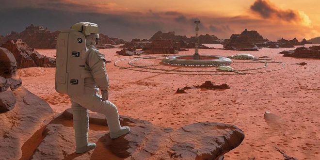 Top 10 Cool Facts About Mars