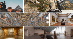 Top 10 Famous Museums You Can Visit Online