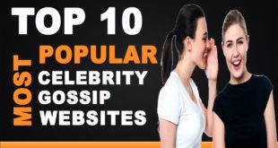 Top 10 Most Popular Celebrity Gossip Websites In 2021