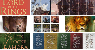 Top 10 Fantasy Books Worth Reading