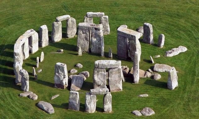 10 Unsolved Mysteries of The World - Stonehenge