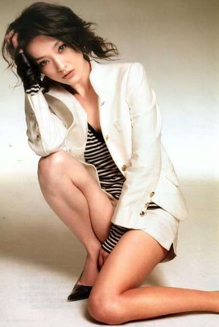 Zhou Xun - Top 10 Most Beautiful Chinese Women