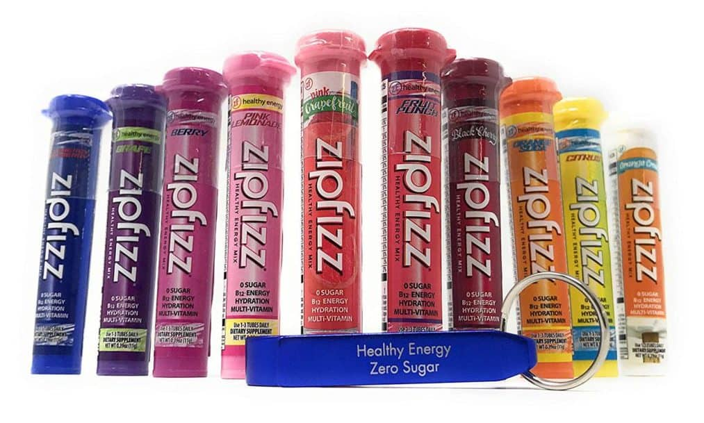 ZipFizz best Energy drink