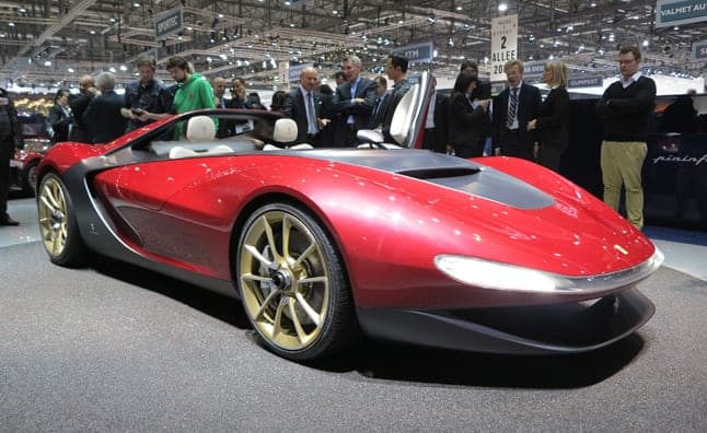 FERRARI PININFARINA SERGIO - Most Expensive Cars in The World