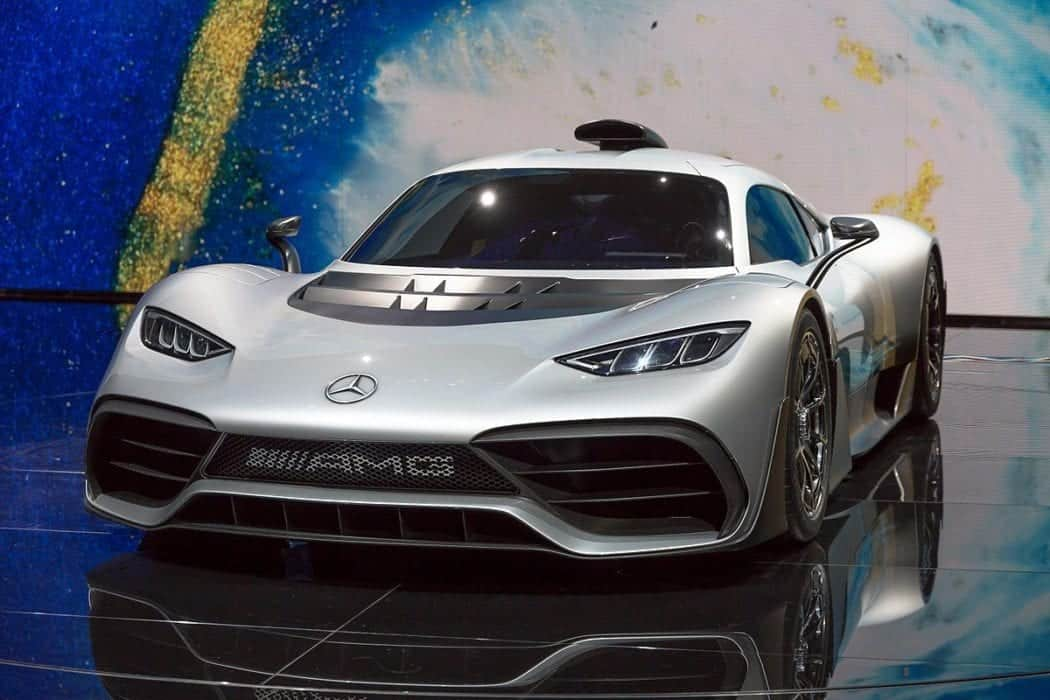 MERCEDES AMC Project ONE - Most Expensive Cars in The World