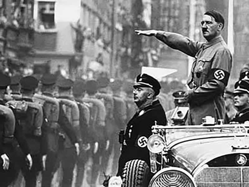 Adolf Hitler - Top Famous People
