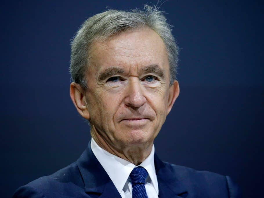Bernard Arnault - Top 10 Richest People in The World [2020]