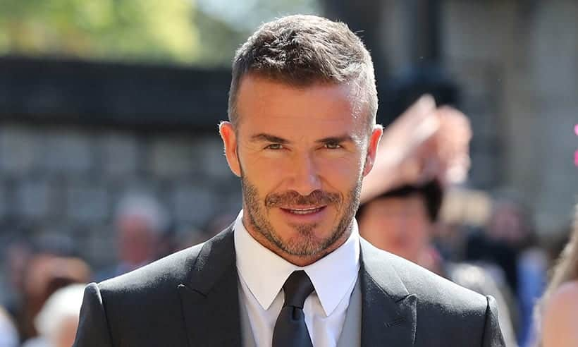 Top Sexiest Men - David Beckham