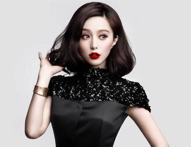 Fan Bingbing - Top 10 Most Beautiful Chinese Women