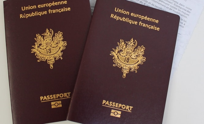 French passport - #6th Most powerful passports in 2020