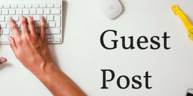 10 Websites Where you can guest post for free - The