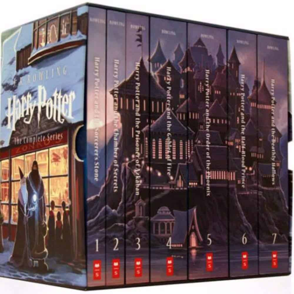 Harry Potter Complete Book set