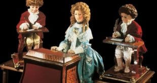 10 Most Fascinating Antique Automatons