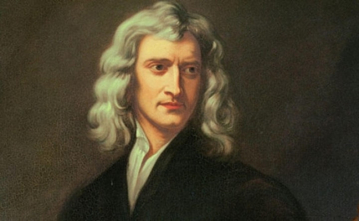 Isaac Newton - #3rd Multi-Talented People Of All Time
