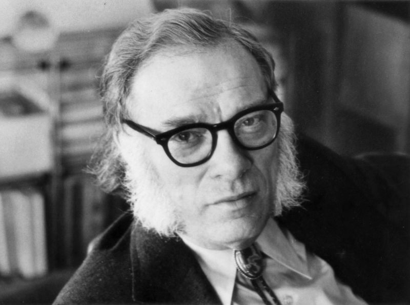 Isaac Asimov - #4th Multi-Talented People Of All Time