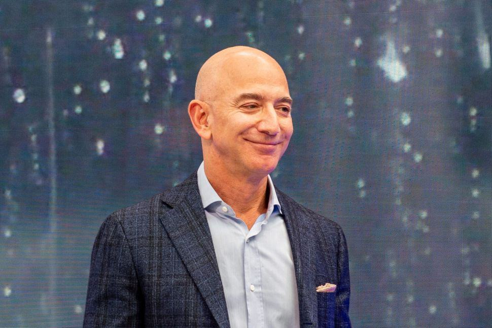Jeff Bezos - Top 10 Richest People in The World